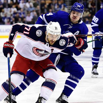 Preview: Blue Jackets vs Maple Leafs